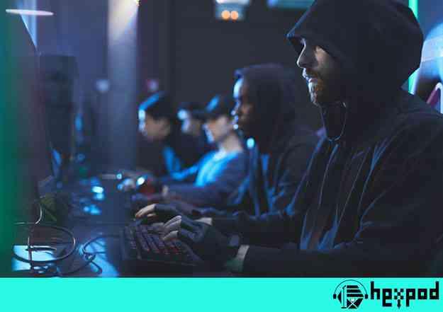 هک و امنیت | هکرهای تیمی
