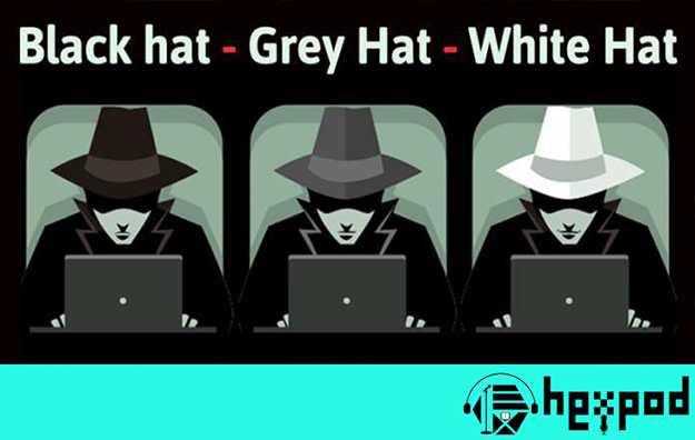 آسیب ها و جلوگیری از آسیب ها | انواع هکرها