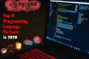 5 زبان برنامه نویسی در 2020