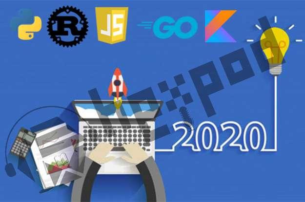 یادگیری زبان برنامه نویسی | 5 زبان برنامه نویسی در 2020