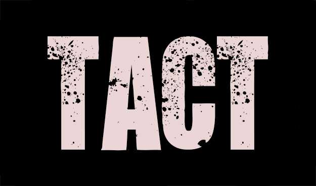 واژه Tact - درس اول - لغت چهارم
