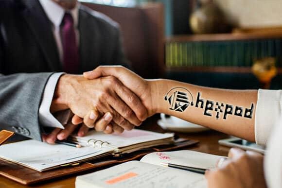 اصطلاح reach/come to an agreement